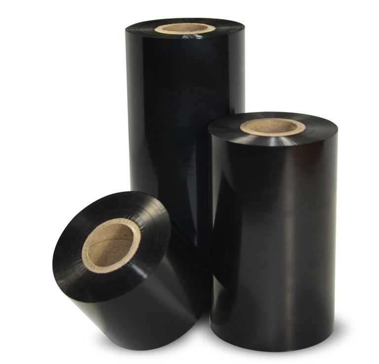 60mm x 450m – Carbon Side Out Premium Wax Resin